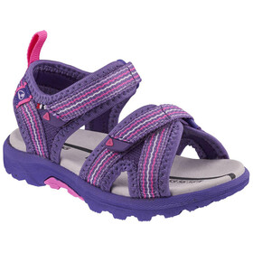 Viking Footwear Loppa Sandals Kids purple/magenta